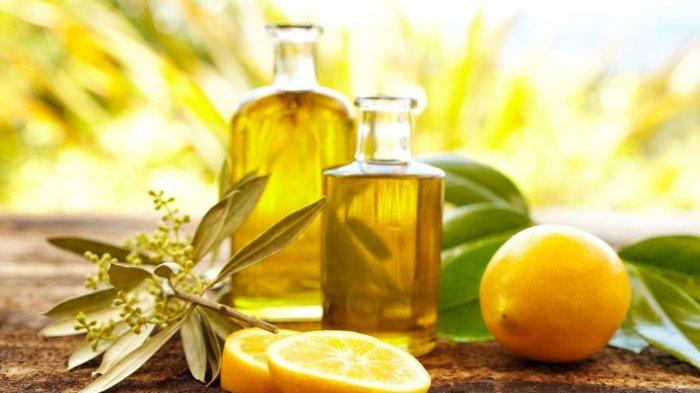 minyak atsiri lemon