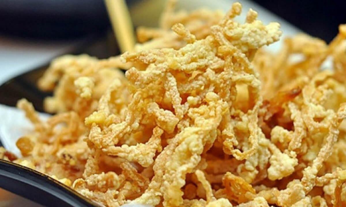 resep olahan keripik jamur